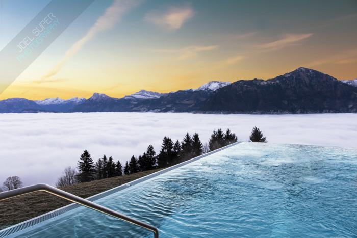 Villa Honegg Pool