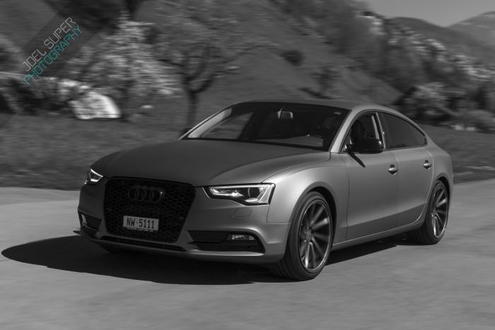 Audi A5 von Jacqueline Ruperti