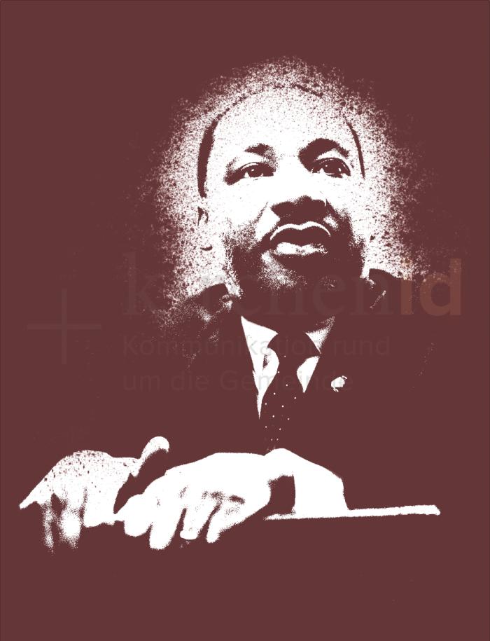 Martin Luther King für KirchenID